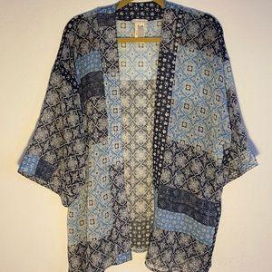 Lucky Brand Kimono S